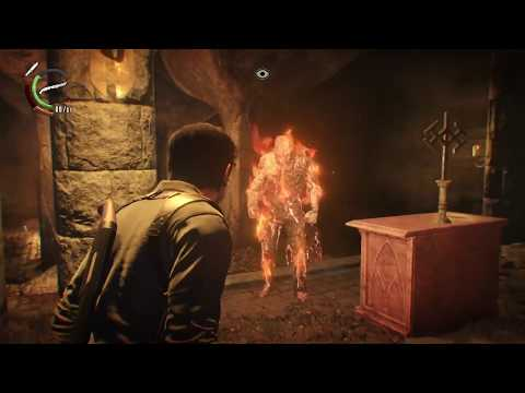The Evil within 2 Part 13 (Fire Zombie)?