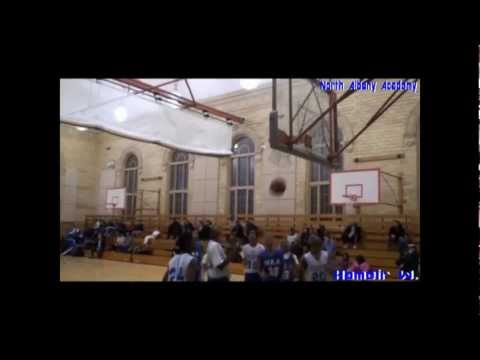 Middle School Basketball Hightlight video: Hackett M.S. vs North Albany Academy