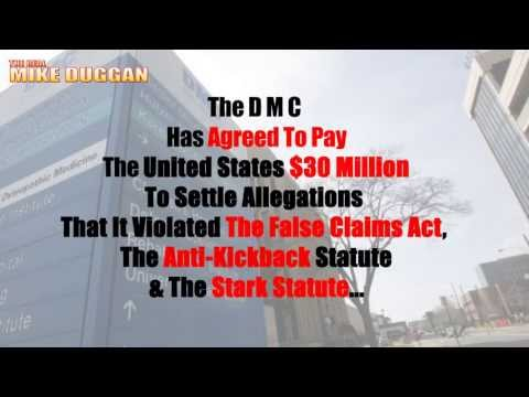 WOW!!! Duggan $30 Million Dollar Medicare & Medicaid Fraud Settlement