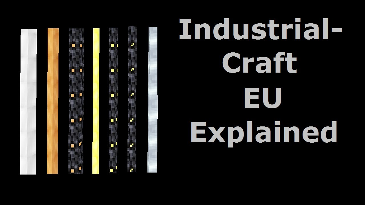 Cable (IndustrialCraft 2) - Feed The Beast Wiki