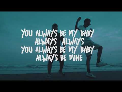 GBRAND feat Keilanboi - Always Be Mine (Official Lyric Video)