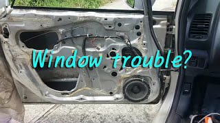 How to change honda car window…