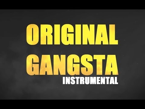 "Booba Type Beat ""ORIGINAL GANGSTA"" - Instrumental Trap"