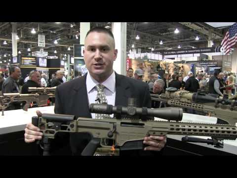 Barrett MRAD 308 Rifle