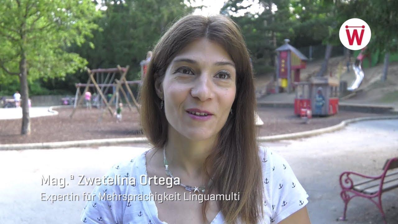 Mag.ª Zwetelina Ortega, Expertin für Mehrsprachigkeit Linguamulti ...