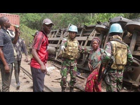 Catastrophe ferroviaire en RDC-BBC Info
