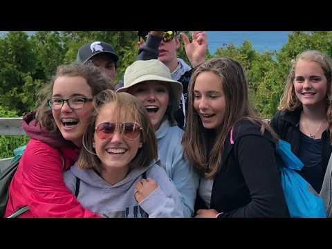 Mackinac Island 8th Grade Trip 2018