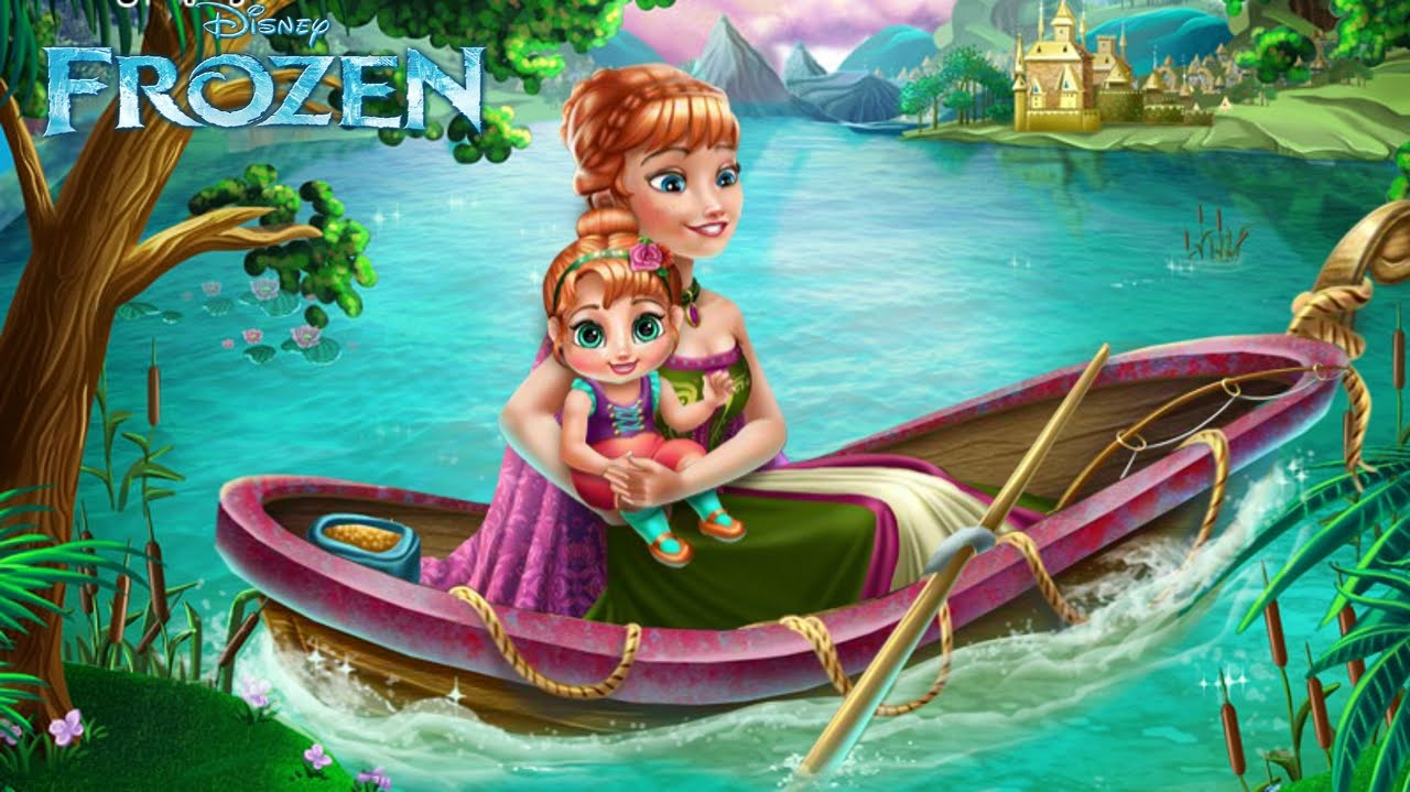 Disney Frozen Fever Games Anna Has A Baby Frozen 2 Game