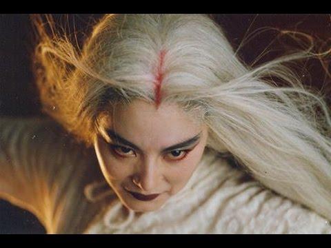 La novia del cabello blanco 2 (Trailer) - YouTube cf3cb6af41ba