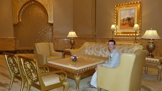 Gold Vlog...Immersi nel Lusso...Emirates Palace in Abu Dhabi