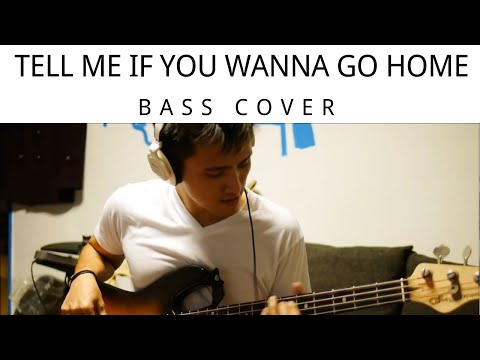 Tell me if you wanna go home - Bass Cover - Keira Knightley (BEGIN AGAIN)(Rooftop Mix)