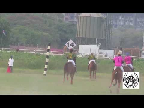 Samir Suhag - Great goal in final of 10 goal Southern Command Polo Cup 2017