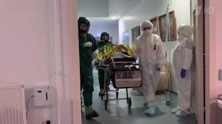 В России за последние сутки коронавирус обнаружен у почти полутора тысяч человек.