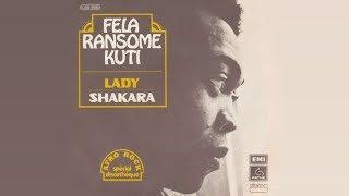 Fela kuti - lady