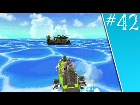 The Legend Of Zelda: Phantom Hourglass Walkthrough Part 42: Ship Trades