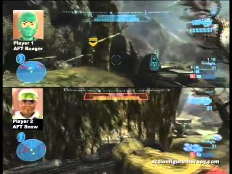 I'll Shoot You In Your Earth Dick! - Boom, Jetpack, Muthafucka! - AFT Plays  Halo