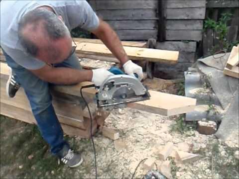 видео: строительство каркасного дома-бани.... своими руками.wmv