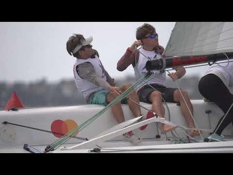 HARKEN 2020 Youth Match Racing World Championship - FINAL DAY VIDEO