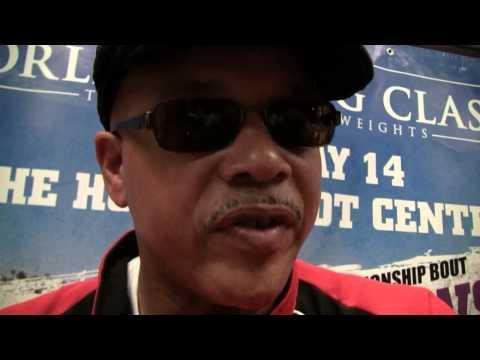 boxing tariner virgil hunter talks andre ward mann...