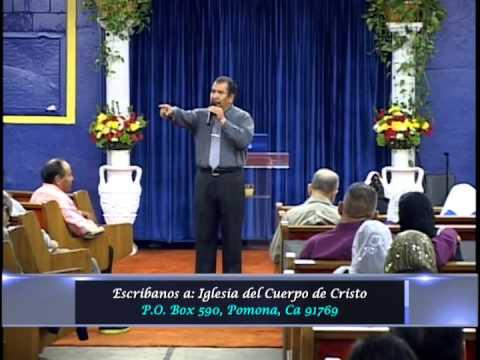 El caracter que Satanás está formando en muchos cristianos, pastor Rafael Rodriguez 3 13 2015