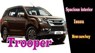 2019 Isuzu Trooper | 2019 Isuzu Trooper Redesign | 2019 Isuzu Trooper philippines | new cars buy