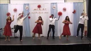 gori gori dance performance