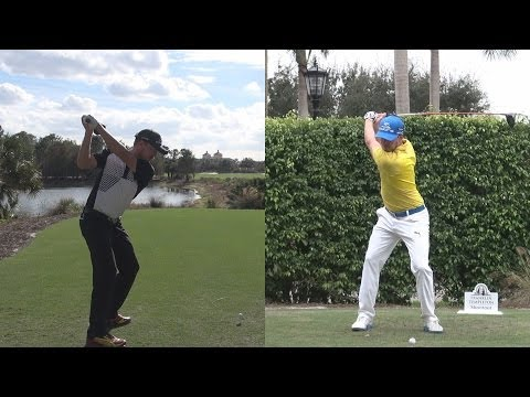 Greg Norman 2013 2014 Driver Golf Swing Synced Dtl Face