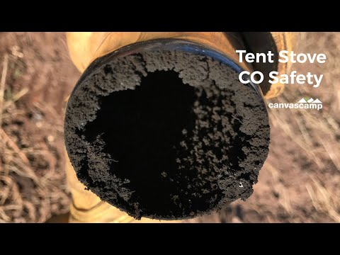 Tent Stoves & Carbon Monoxide | Safety Tips | CanvasCamp