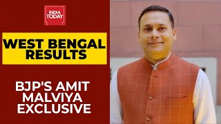 Bengal Election Result: For BJP To Have Come So Far Itself Is A Huge Achievement, Says Amit Malviya