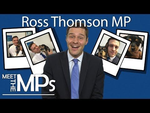 E51: Ross Thomson MP #MeetTheMPs