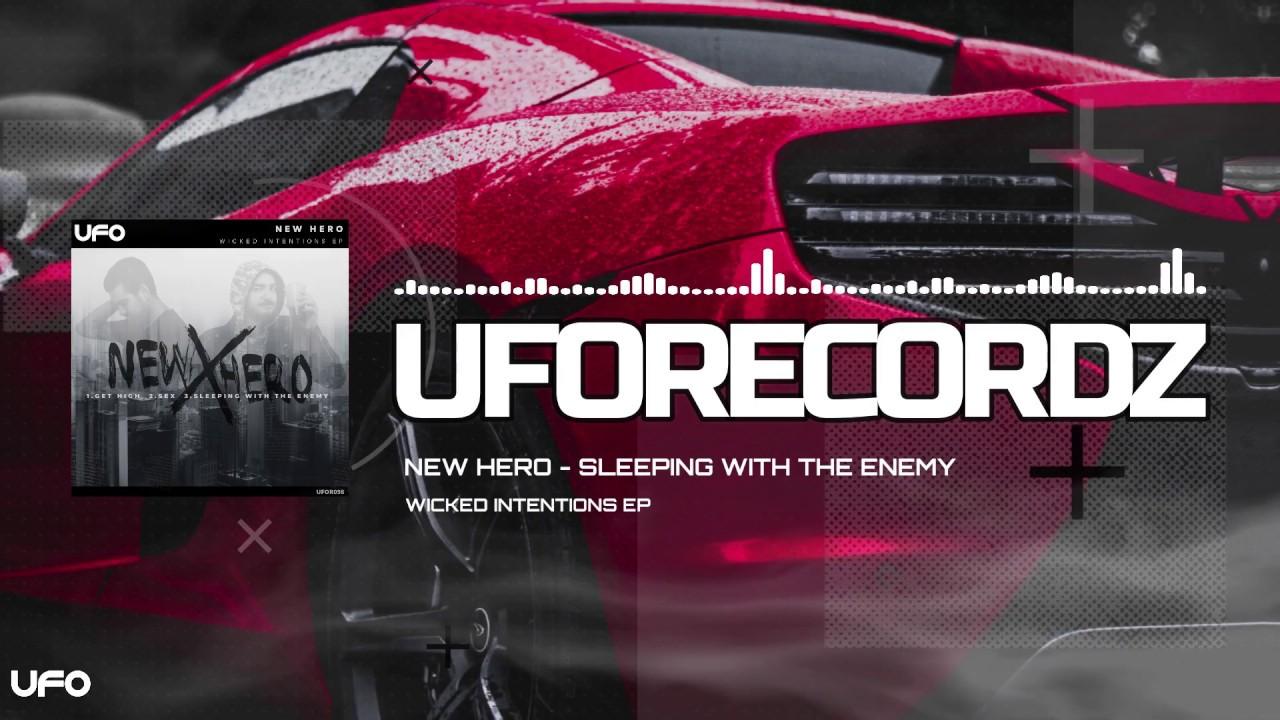 Wicked Intentions EP - UFO Recordz