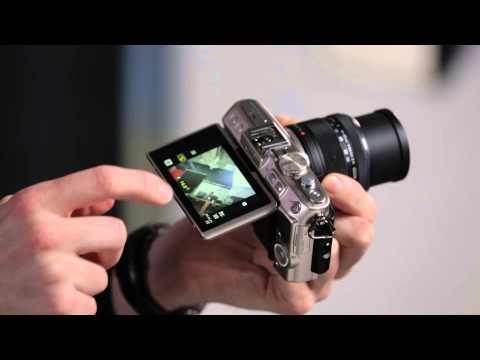 Olympus PEN EPL5 Mirrorless Camera Video Overview