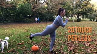 Halloween Workout from Fitchick Nikki