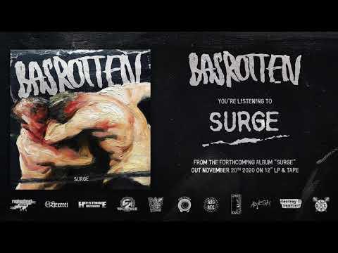 """Bas Rotten - """"Surge"""""""