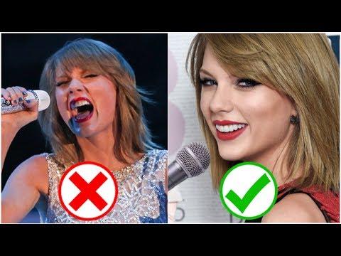TAYLOR SWIFT   BEST VS WORST LIVE VOCALS