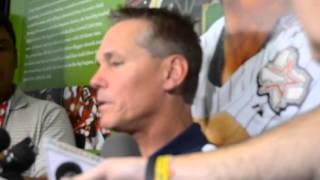 Craig Biggio Baseball Hall of Fame Coverage (WSOU)