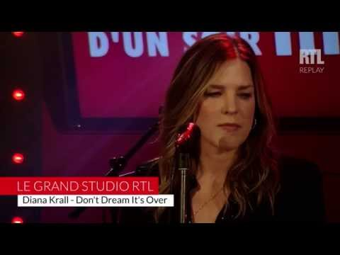 Diana Krall - Don't dream it's over - RTL - RTL
