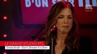 Watch Diana Krall Dont Dream Its Over video