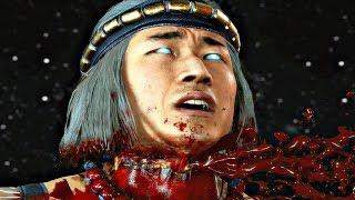 Mortal Kombat 11 - Story Mode All Character Deaths