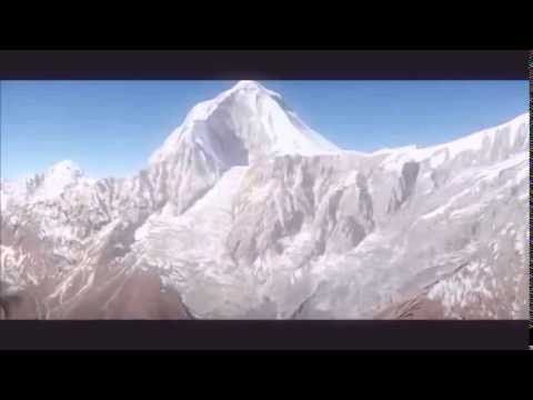 Nepal the highest mountain range in the world