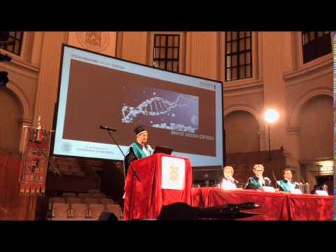 Walter de Silva Lectio Doctoralis - Part IV