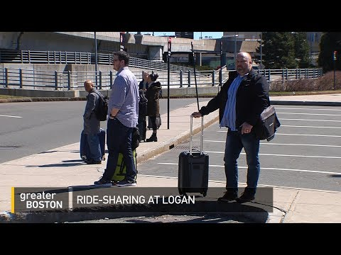 Are The Proposed Changes For Uber & Lyft At Logan A Good Idea?