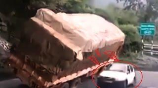 Những pha tai nạn Ngu người nhất của nghề lái xe 😁CTN😁