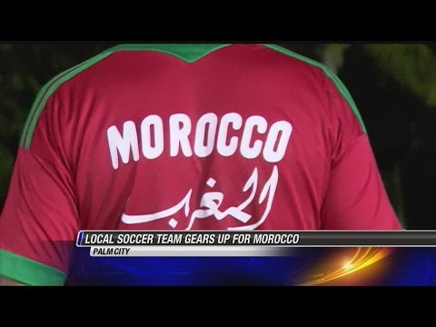 Local U16 soccer team traveling to Morocco