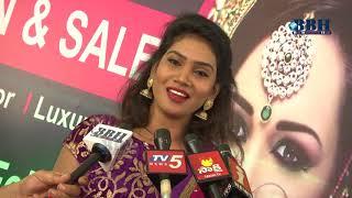 Priya Naidu actress Trendz Vivah Exhibition