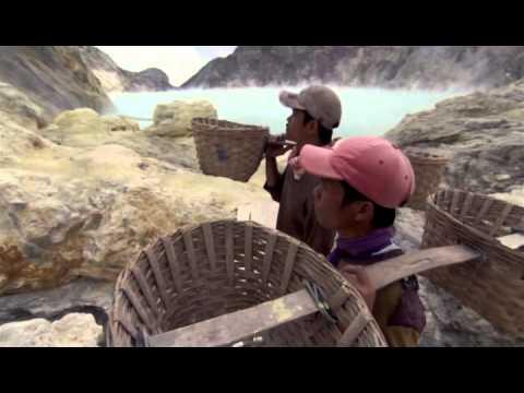 Kawah Ijen Volcano / BBC Human Planet / MVGroup