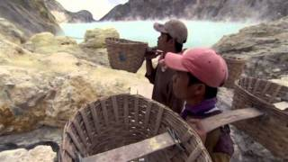 Download Video Kawah Ijen Volcano / BBC Human Planet / MVGroup MP3 3GP MP4