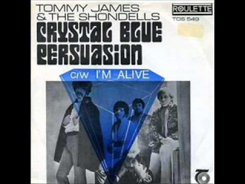 crystal Blue Persuation Tommy James & The Shondells.wmv