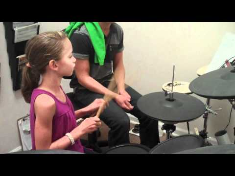 Music Quarters Drum Student