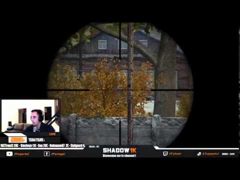 DayZ SA - PvP solo  MASSACRE :)